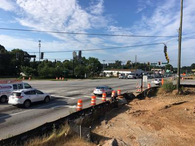 Georgia DOT opening 'displaced left turn' in Snellville July