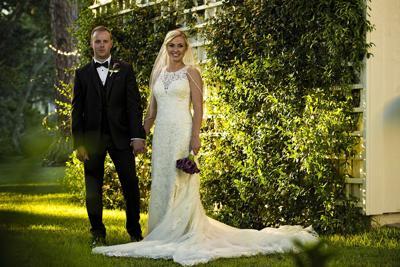 WEDDING: Abigail Daniel & Michael Bernholz, Jr.