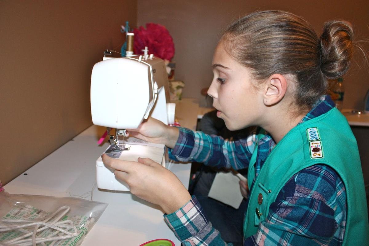 Gwinnett resident's sewing studio teaches confidence, pride