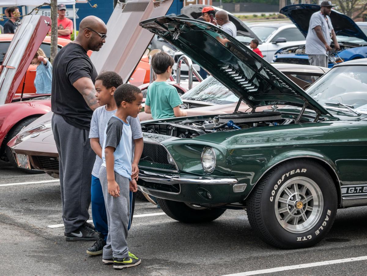 Duluth Rotary Car Show