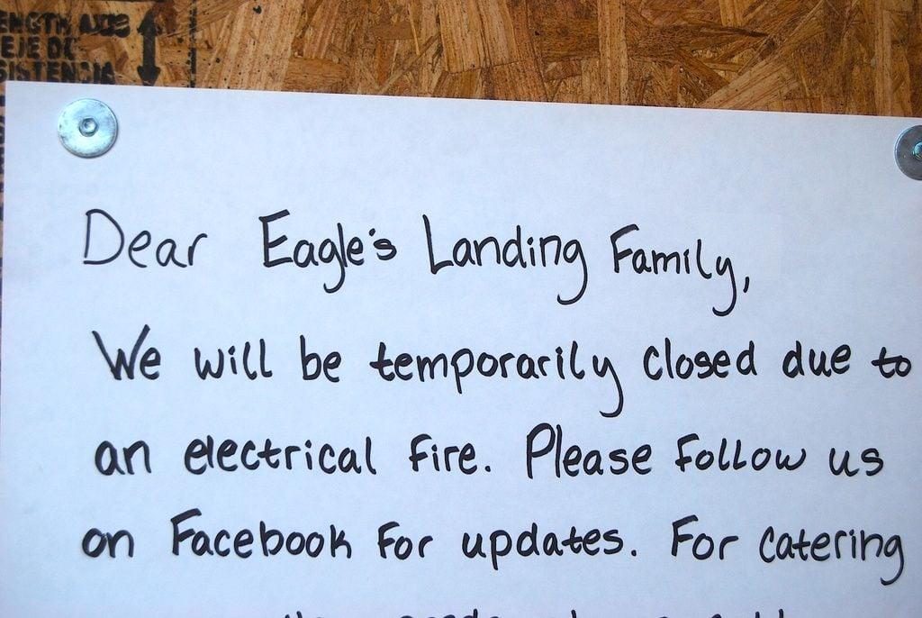Eagle S Landing Cafe