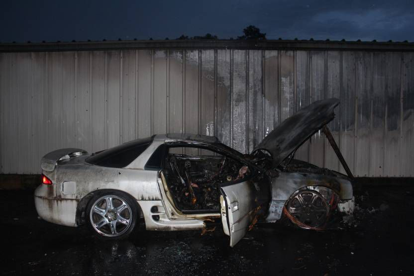 Man Accused Of Arson Arrested After Returning To Scene Of Crime News Gwinnettdailypost Com