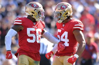 Reports: 49ers LB Alexander out for season | Sports ...