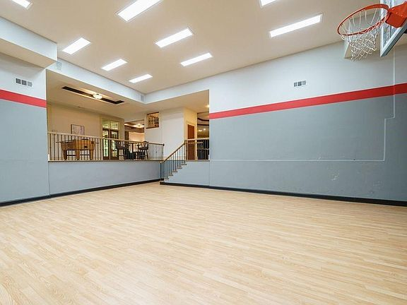On The Market This Johns Creek Home Has It All Including An Indoor Basketball Court Multimedia Gwinnettdailypost Com