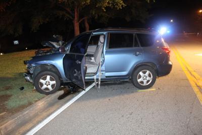 Motorcyclist killed Sunday night in crash near Hopkins