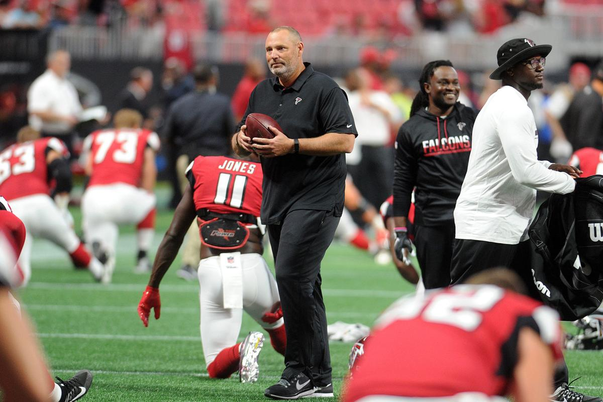 Former Buford Coach Jess Simpson To Rejoin Atlanta Falcons Staff As Defensive Line Coach Sports Gwinnettdailypost Com