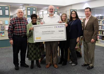 Jackson EMC Foundation awards $50K to nonprofits serving Gwinnett