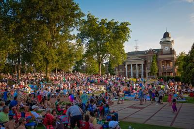 Duluth town green