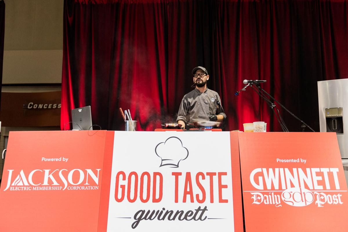 Second annual Good Taste Gwinnett brings together food, friends and fun