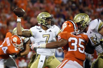 NCAA Football: Georgia Tech at Clemson