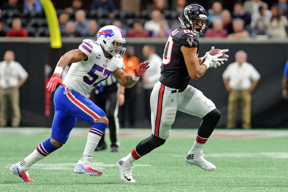 5c313f552 45 deion jones jerseys pizza nflsale Buffalo Bills defense too much for Atlanta  Falcons Sports gwinnettdailypost.com ...