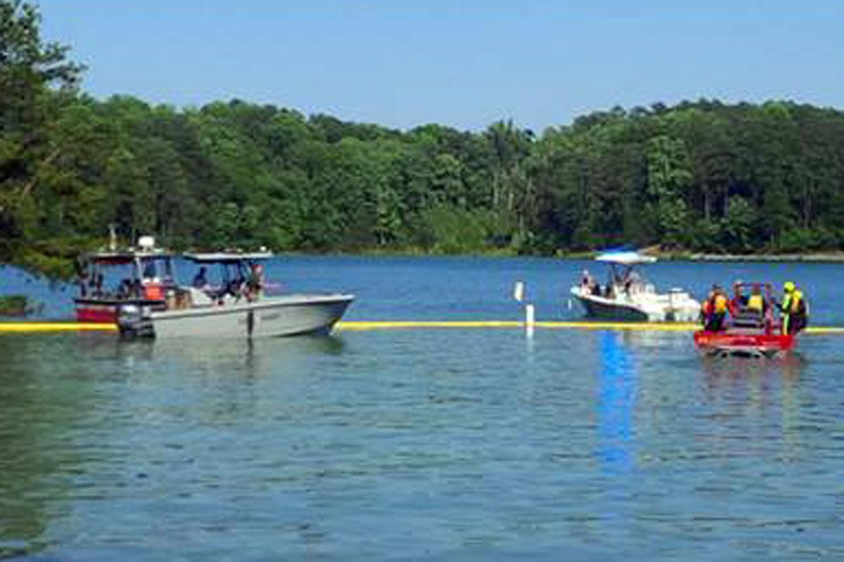Man drowns in Lake Lanier Saturday afternoon