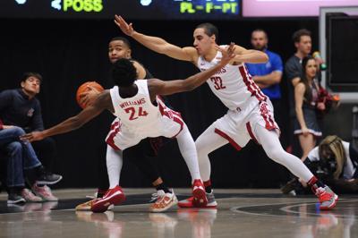 NCAA Basketball: Southern California at Washington State