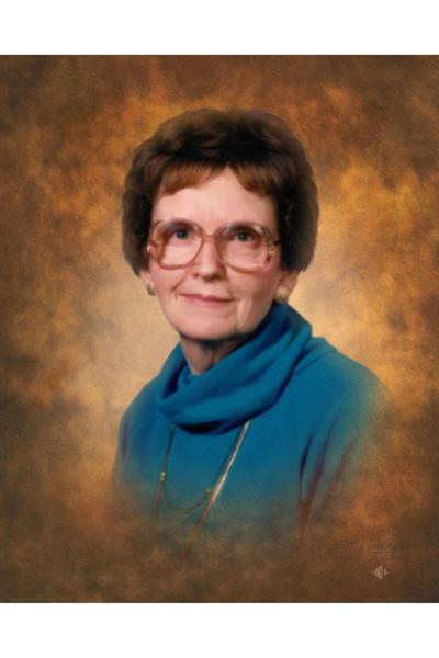 Martha Lou Britt Jones