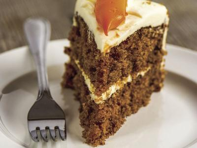 Carrot cake a favorite for Halloween entertaining
