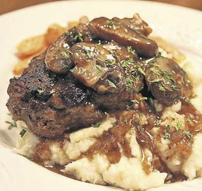 Fleur De Lolly Taking Salisbury Steak To A Different Level Food