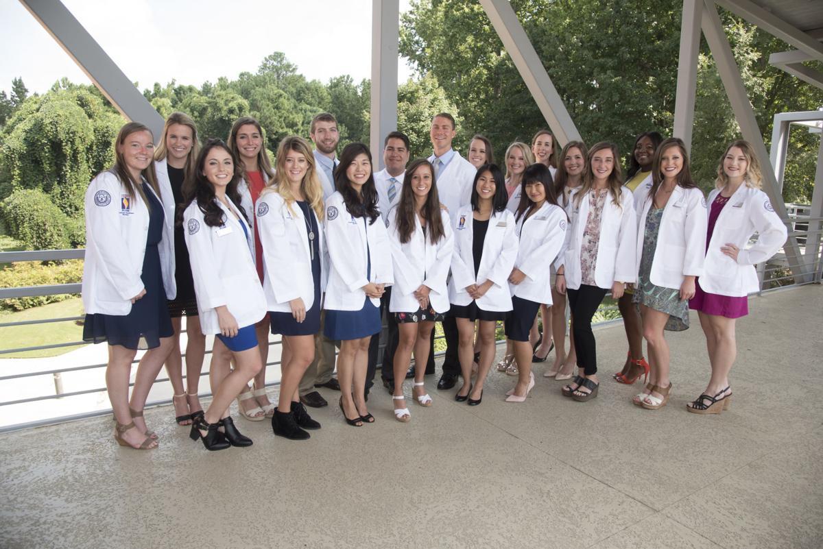 Pcom Celebrates First Graduating Physician Assistant Class News