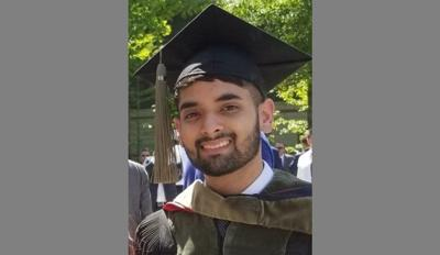 Police: UGA graduate student found in Loganville lake staged