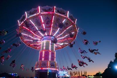 Gwinnett County Fair file photo