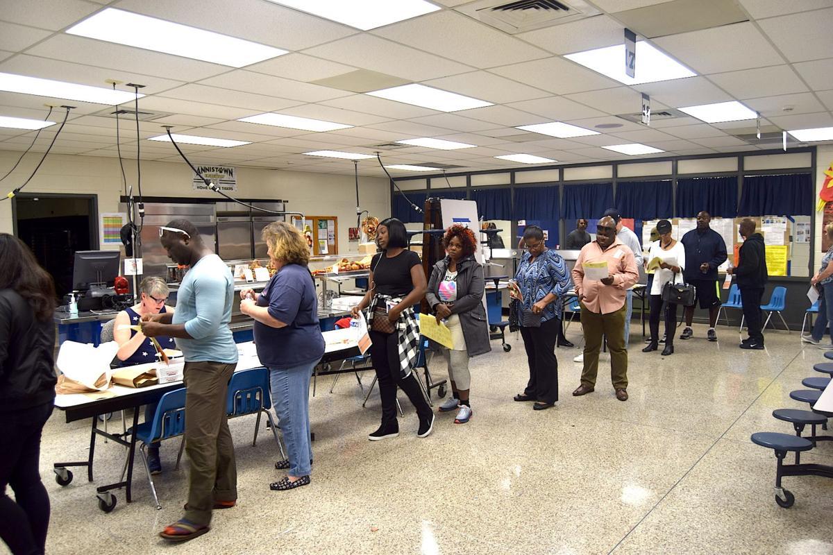 Judge orders once south Gwinnett voting precinct to stay open till 7:25 p.m.