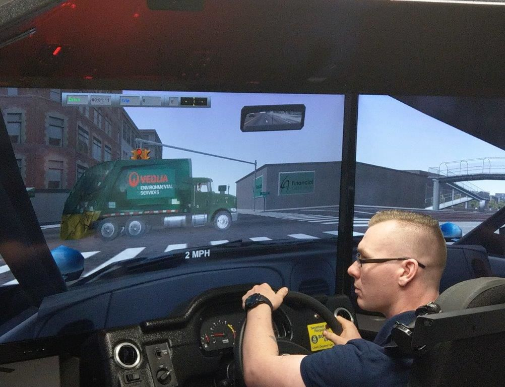 Snellville police receive hands-on public safety driver training