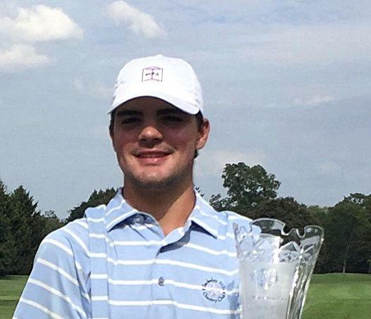 Collins hill 39 s bayer climbs to second in georgia amateur for Collins hill