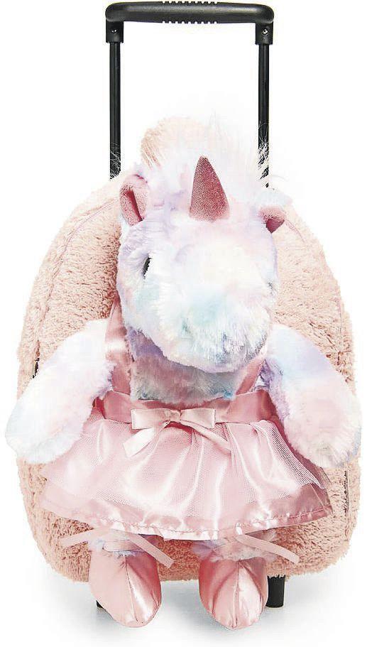 Ballet Unicorn Trolley Backpack