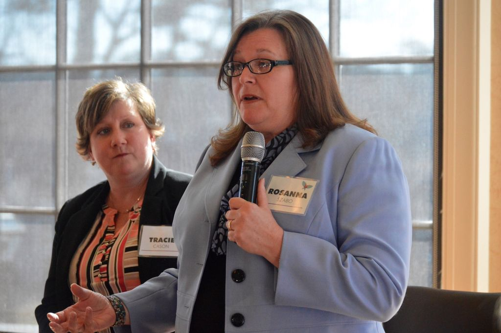 Advocacy group seeks to diminish domestic violence stereotypes during forum