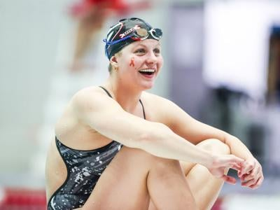Parkview grad Abby McCulloh earns SEC honor after first college meets