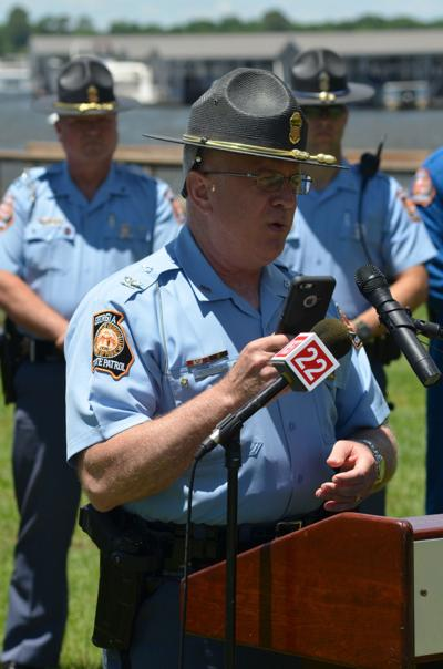 Law enforcement officers cracking down on speeding during multi-state campaign