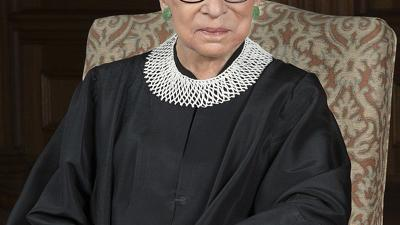 Ruth Bader Ginsburg hospitalized for possible infection