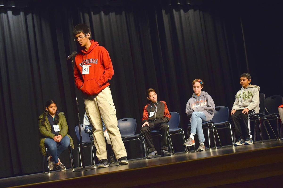 Hull Middle School student wins fourth consecutive Gwinnett Spelling Bee title