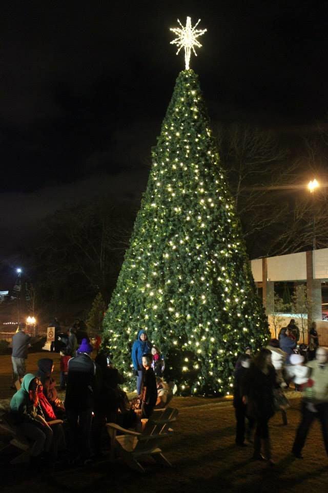 2019 Gwinnett Christmas Tree