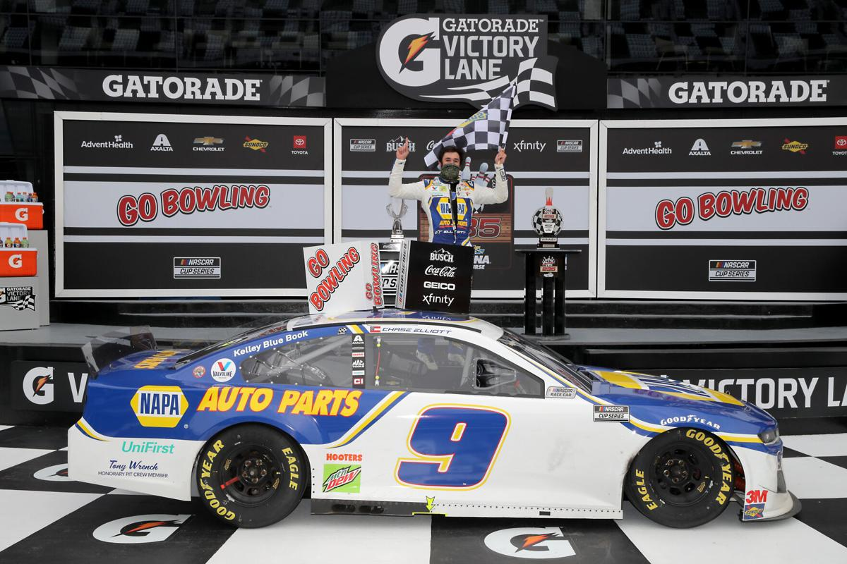 NASCAR Cup Series Go Bowling 235