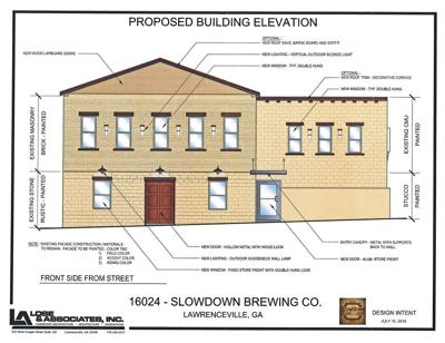 Lawrenceville OKs rezoning for planned brewery