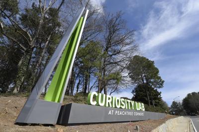 Curiosity Lab file photo