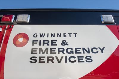 Gwinnett ambulance new signage photo