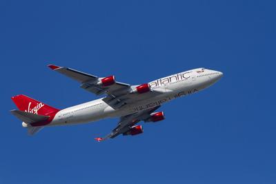 Virgin Atlantic files for bankruptcy in the US