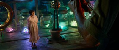 MOVIE REVIEW: Spielberg's latest, 'The BFG,' watchable but not legendary