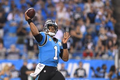 meet 74113 820bf Panthers QB Cam Newton misses another practice   Sports ...