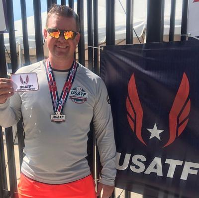 Dacula resident, South Gwinnett grad McCart revives track and field career
