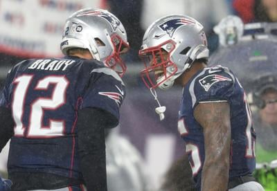 Patriots Overcome Sloppy Weather To Beat Cowboys Sports