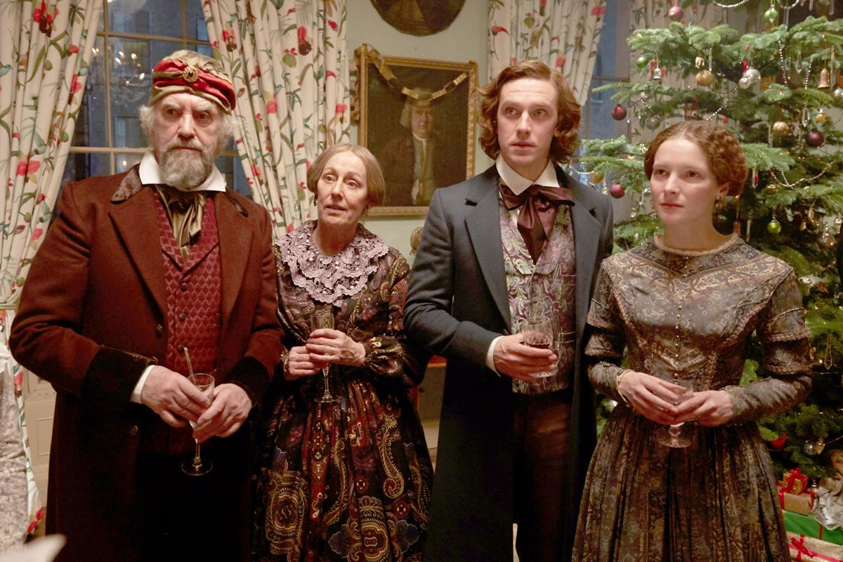 movie review man who invented christmas fails to capture magic of its subject - Christmas Magic Movie