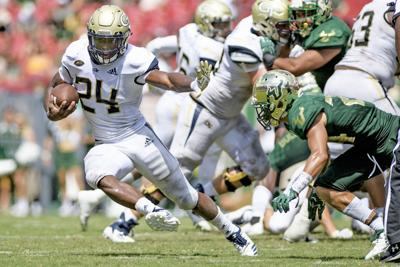 Georgia Tech falters in fourth against South Florida