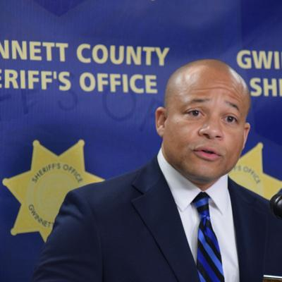 Gwinnett Sheriff's Office Chief Deputy Cleo Atwater.JPG