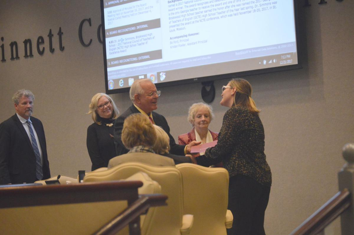 Wilbanks receives contract renewal at BOE meeting