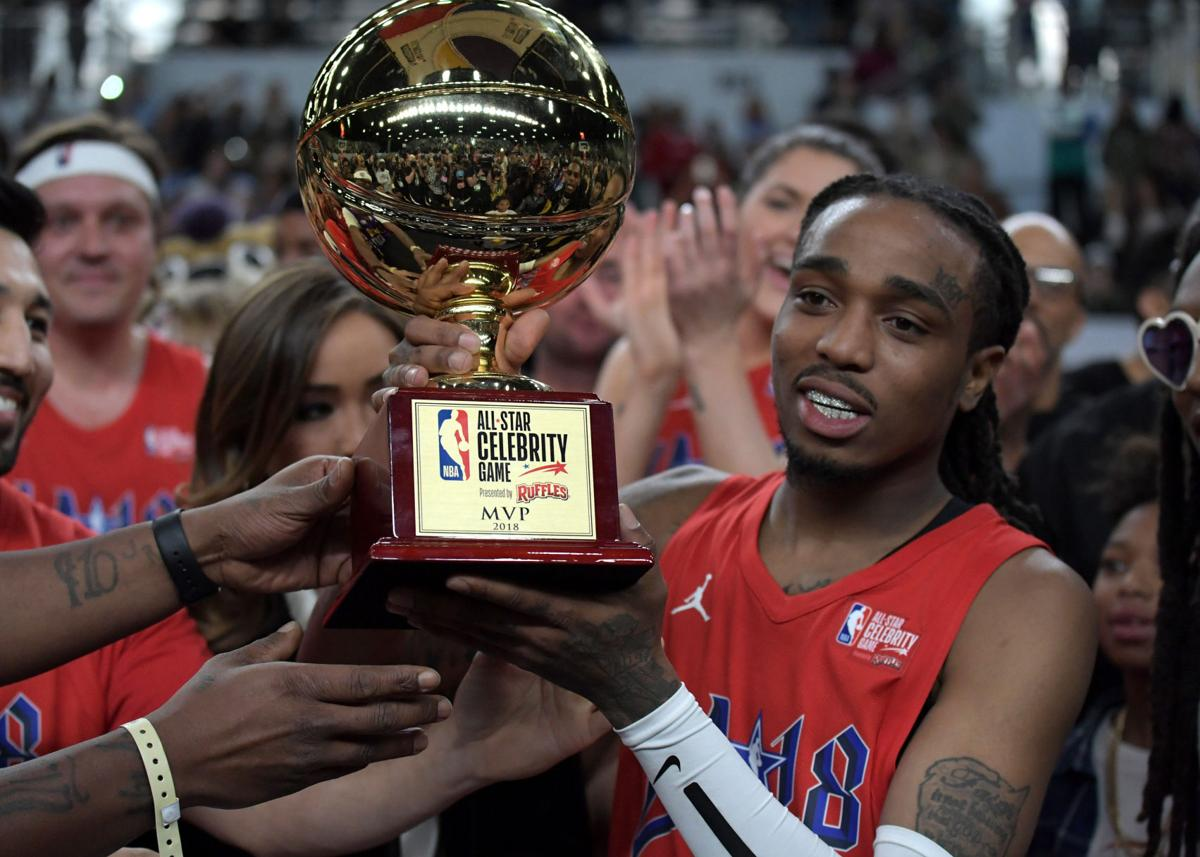 NBA  All-Star Celebrity Game. Feb 16 04785557e