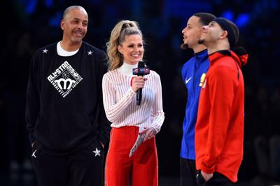 info for 5c49e 098d3 Curry parents gear up for Stephen, Seth matchup in NBA's ...