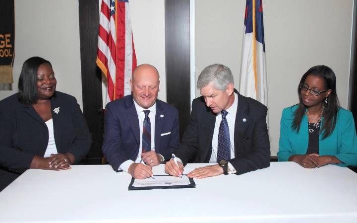 Gwinnett Tech Signs Nursing Agreement With Georgia State News