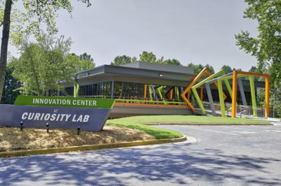 Curiosity Lab entrance